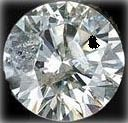 I1 clarity grade diamond