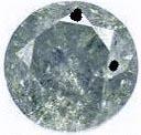 I3 clarity grade diamond
