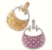 IIJS 2012 Earrings