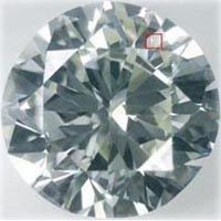 VS1 clarity grade diamond
