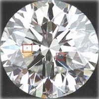 VS2 clarity grade diamond