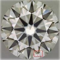 VVS1 clarity grade diamond