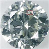 VVS2 clarity grade diamond