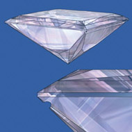 Channel Setting Diamond