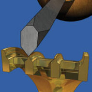 Channel Setting Square Graver
