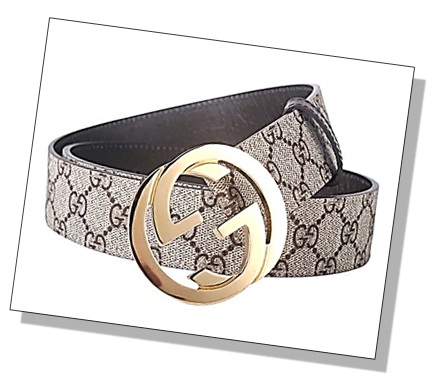 Designer Belt Buckle