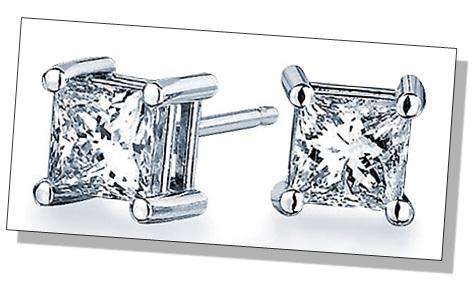 Designer Mens Earrings