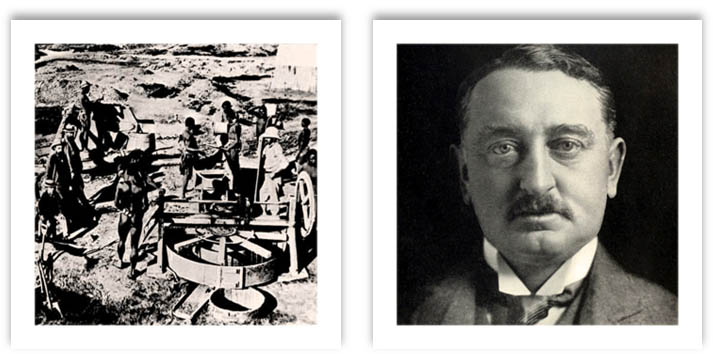 Kimberley Mine and Cecil Rhodes