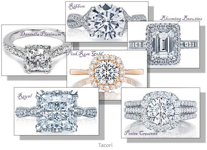 Luxurious Engagement Ring Brands Collections