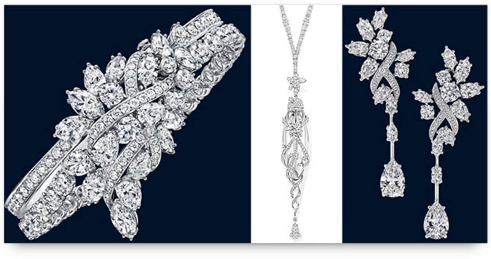 Harry Winston Secret Cluster Collection