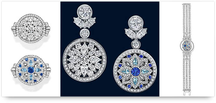 Harry Winston Secret Wonder Collection