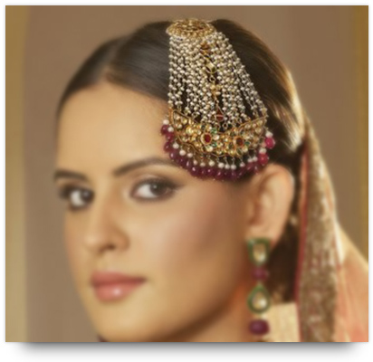 Hair Style Jooda : Indian Bridal Jewelry Trends