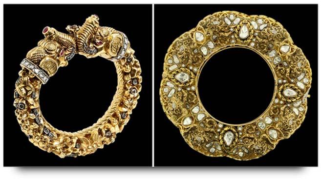 Indian Bridal Jewelry - Kadas