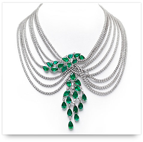 Indian Bridal Jewelry - Necklace by Farah Khan