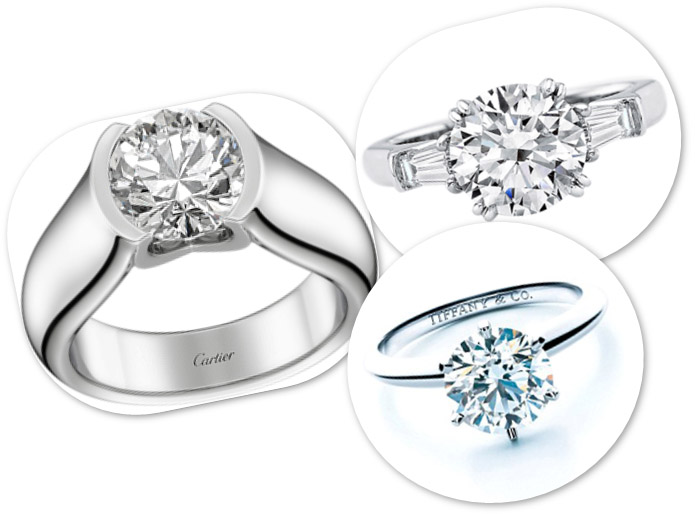 Mens Luxurious Engagement Rings
