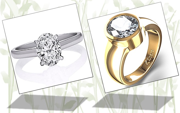 Oval Cut Engagement Rings Bold And Sophisticated