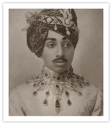 Royal Indian Jewelry - Jodhpur Necklace