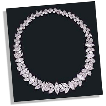 Signature Harry Winston Necklace