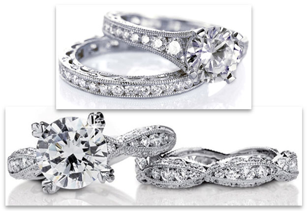 Tacori Bridal Rings Sets