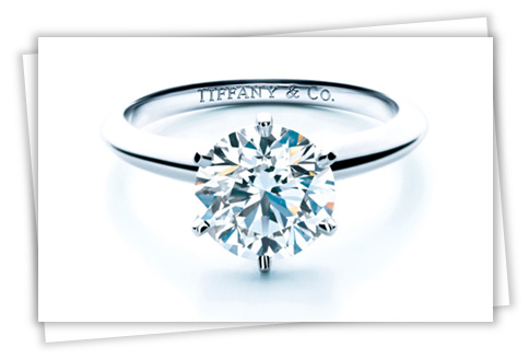 Classic Tiffany Setting Engagement Ring