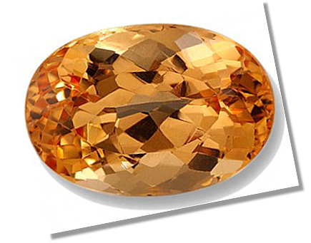 Topaz stone