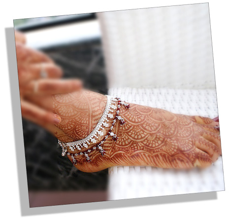 Traditional Indian Anklet