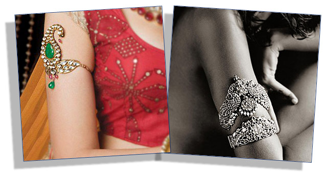 Traditional Indian Armbands