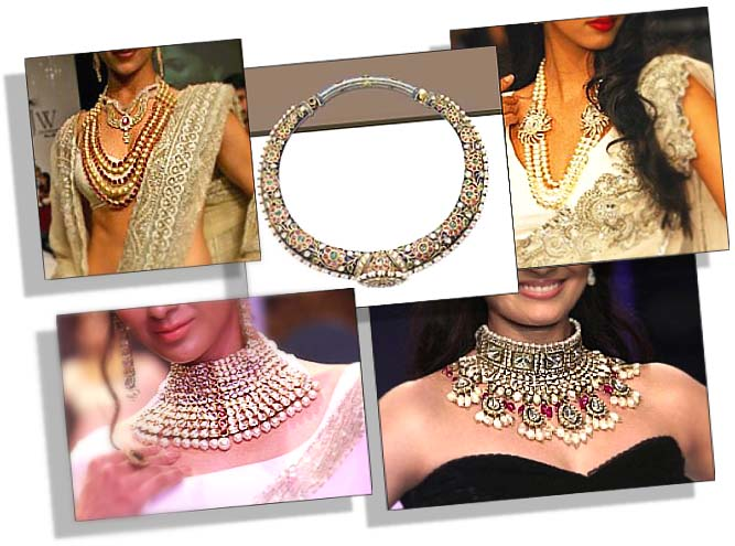 Traditional Indian Necklaces