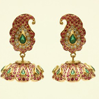Diamond Jhumki 1