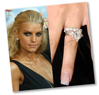 Trilliant Diamond Jessica Simpson