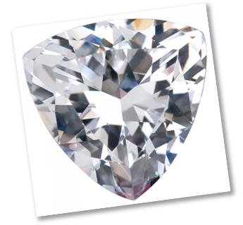 Trilion Cut Diamond