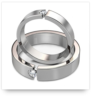 Wedding Ring Symbol of Lifelong Bond