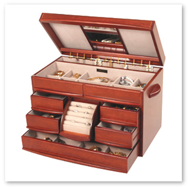 Women Jewelry Box