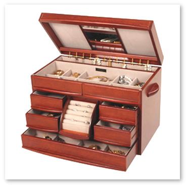 Women Jewelry Box