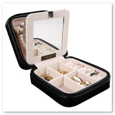 Women Travel Jewelry Box
