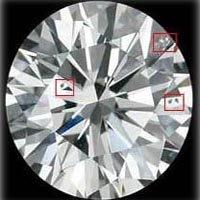 SI1 clarity grade diamond