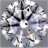 SI2 clarity grade diamond