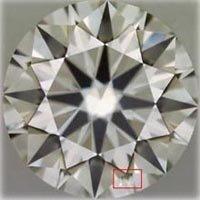 VVS1 clarity grade diamond