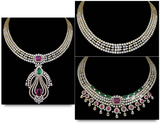 Indian Bridal Jewelry Tips - Detachable Necklace