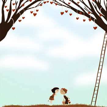 Ladder and Love Note