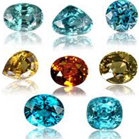 Zircon Color Variety